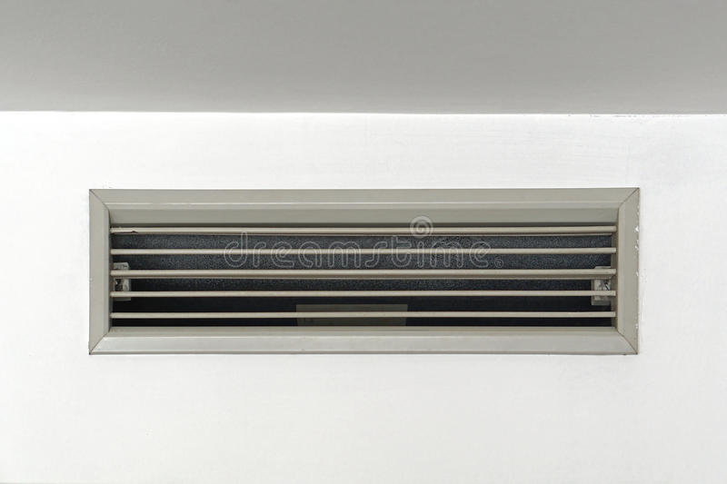 Air duct stock photography
