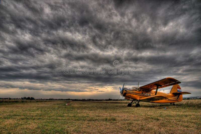 Air - entraîneur photographie stock