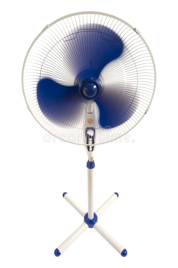 Air fan royalty free stock photography