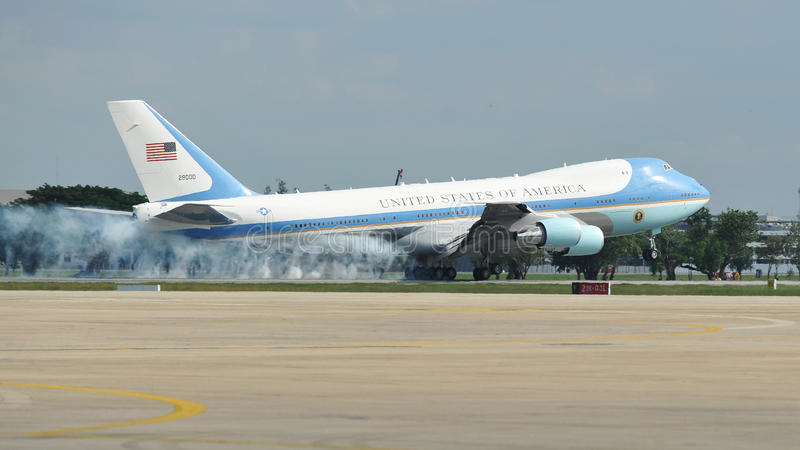 Download Air Force One Editorial Photography - Image: 27838322