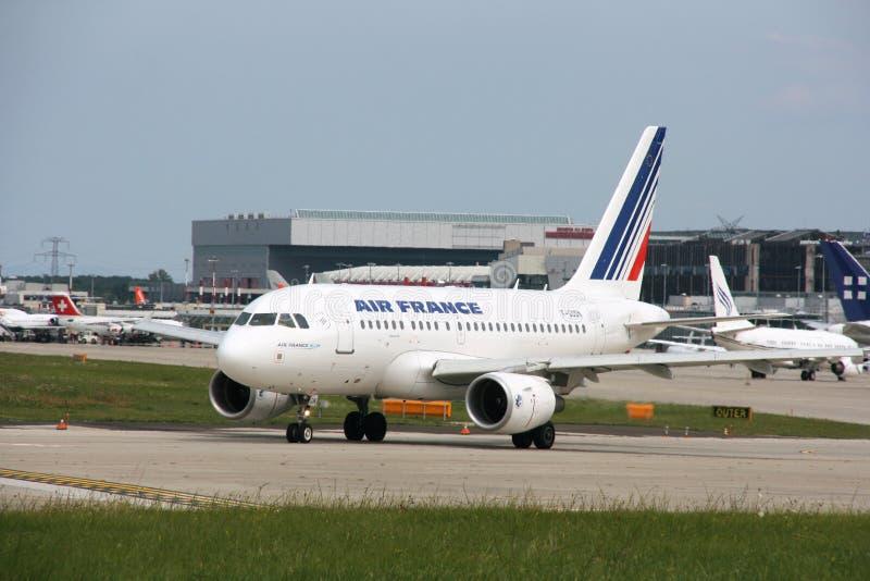 Air France foto de archivo libre de regalías