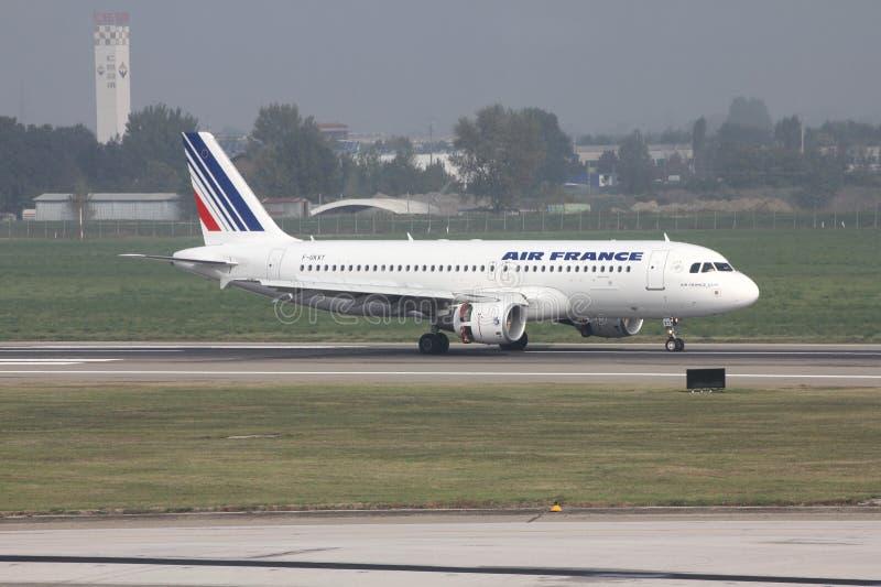 Air France foto de archivo