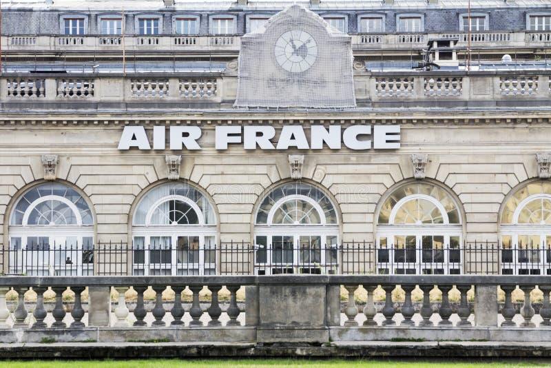 Air France fotografia stock libera da diritti