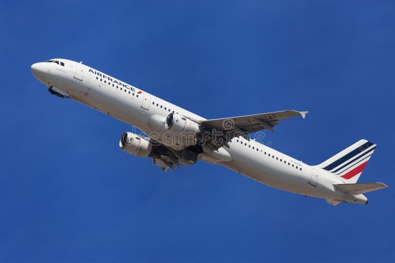 Air France Airbus A321 photo stock