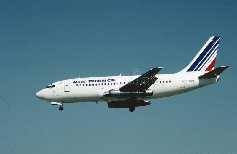 Air France Boeing B-737-228 F-GBYA CN 23000 LN 930 stock photography