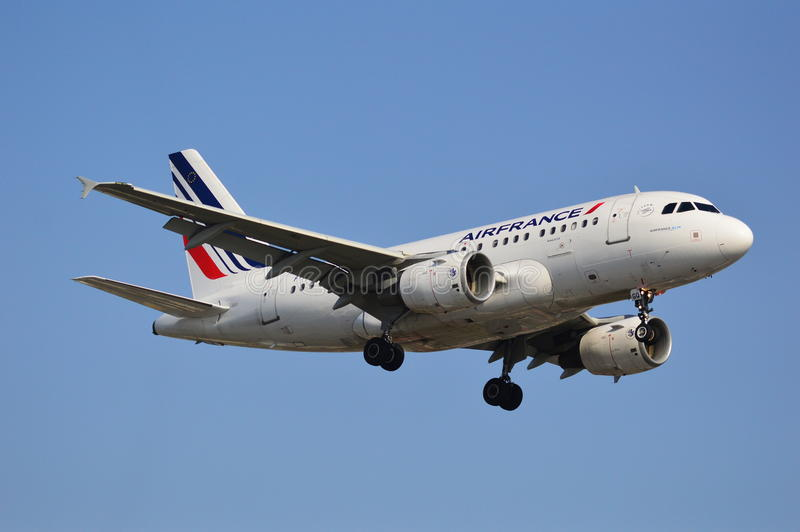 Air France hebluje obrazy stock