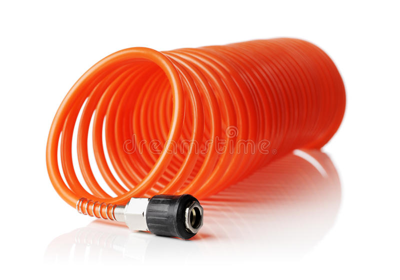 Air Hose Stock Photography