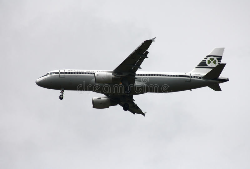 Air Lingus Airbus A320 immagine stock