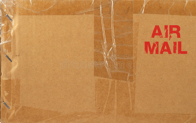 Download Air mail stock image. Image of file, christmas, folder - 730325