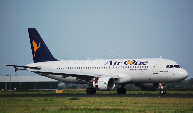 Air One Airbus 320
