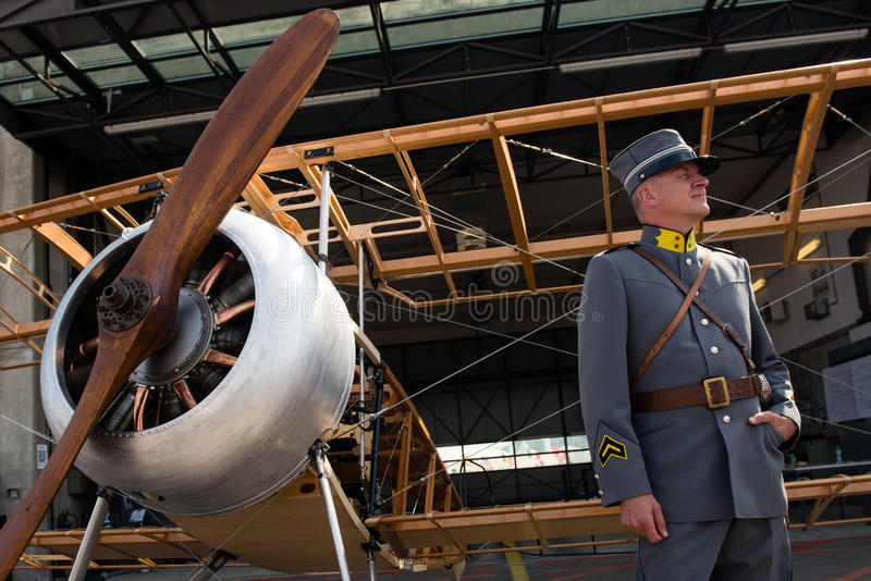 Air14 Payerne, die Schweiz stockfotos