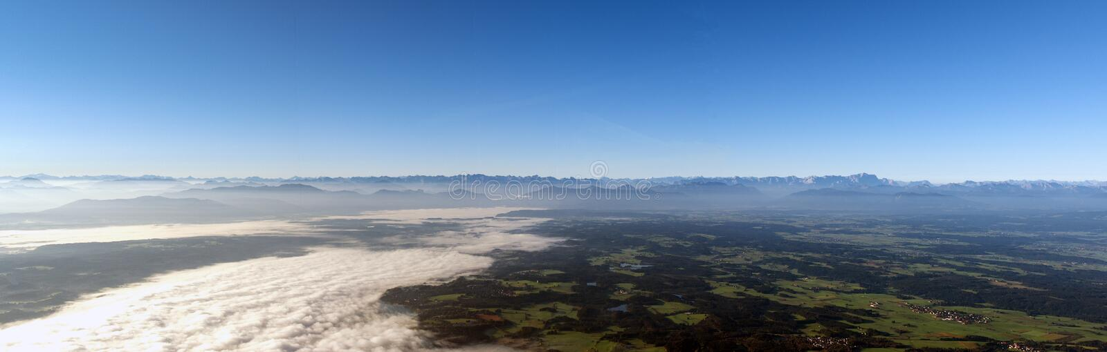 Download Air Photography European Alps Stock Photo - Image: 26547272