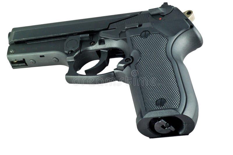 Download Air pistol stock image. Image of black, sport, shot, weapon - 24175033