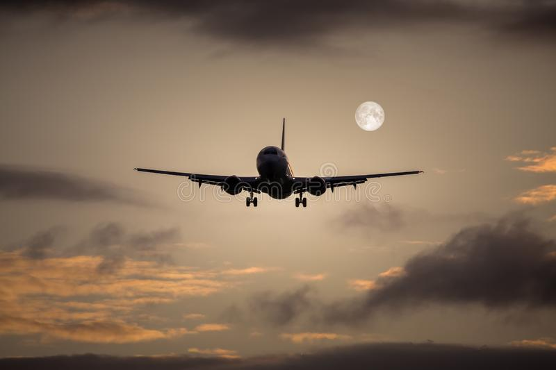 169 Air Plane Full Moon Photos - Free & Royalty-Free Stock Photos from  Dreamstime