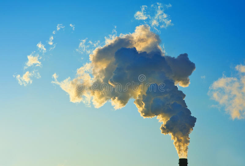 Download Air pollution stock photo. Image of ecosystem, dioxide - 23298484