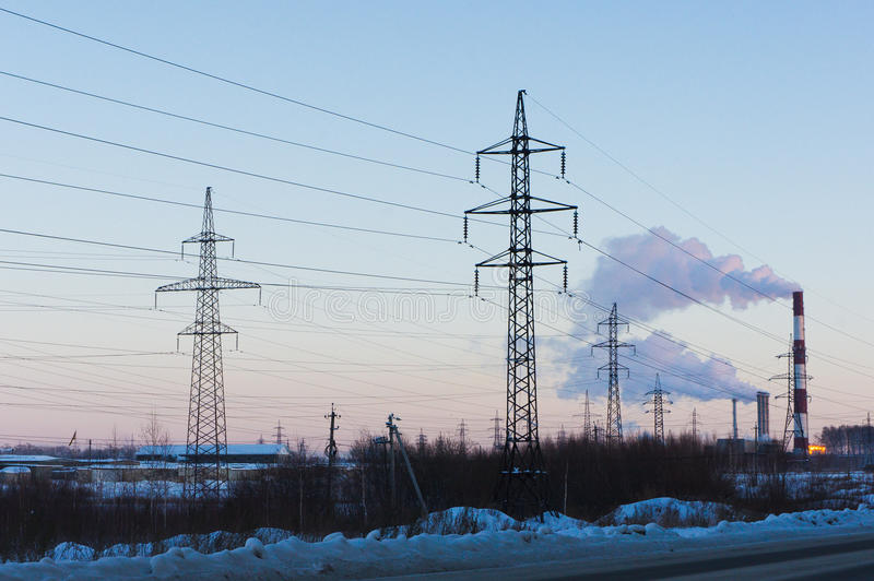 Download Air pollution stock image. Image of chemical, transmission - 29048953