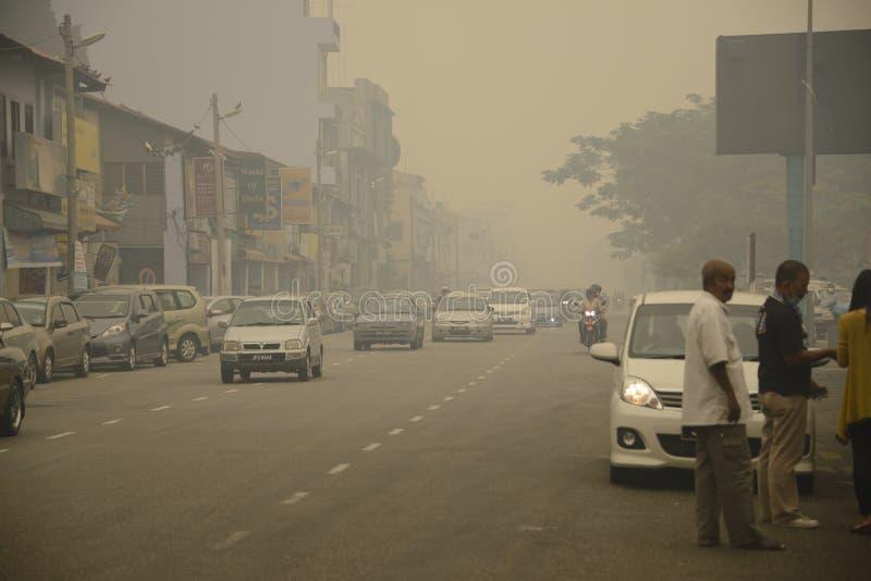 Download Air Pollution Haze Hazard At Malaysia Editorial Stock Photo - Image: 31814598