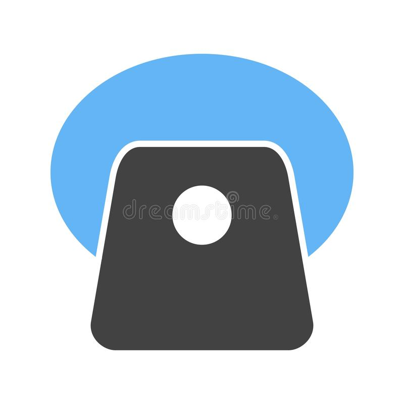 Air Purifier. Air, purifier, humidifier icon vector image. Can also be used for Climatic Equipment. Suitable for mobile apps, web apps and print media vector illustration