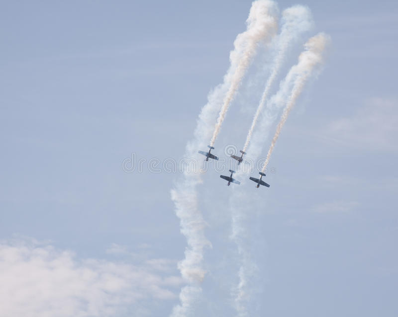 Download Air show stock photo. Image of diving, flight, planes - 20734324