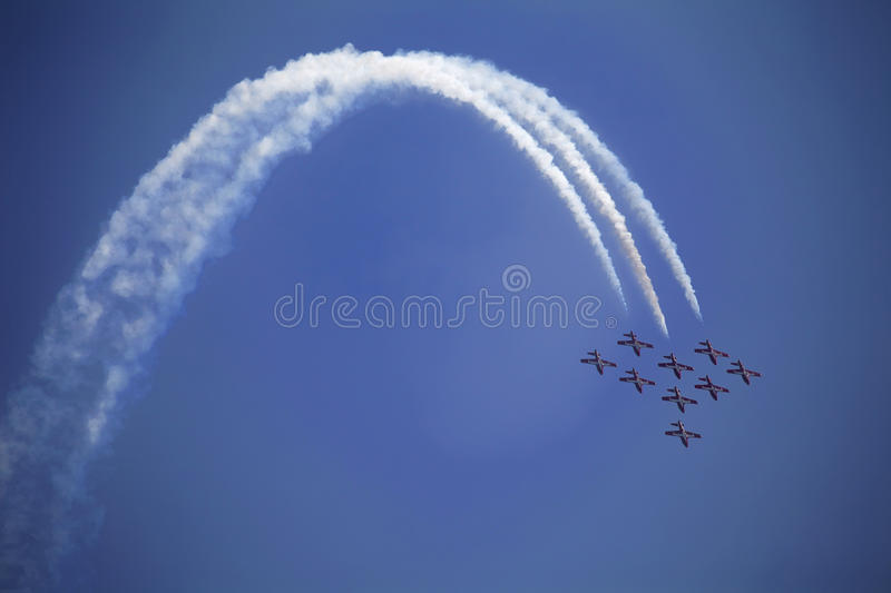 Download Air Show stock image. Image of power, military, people - 26455737