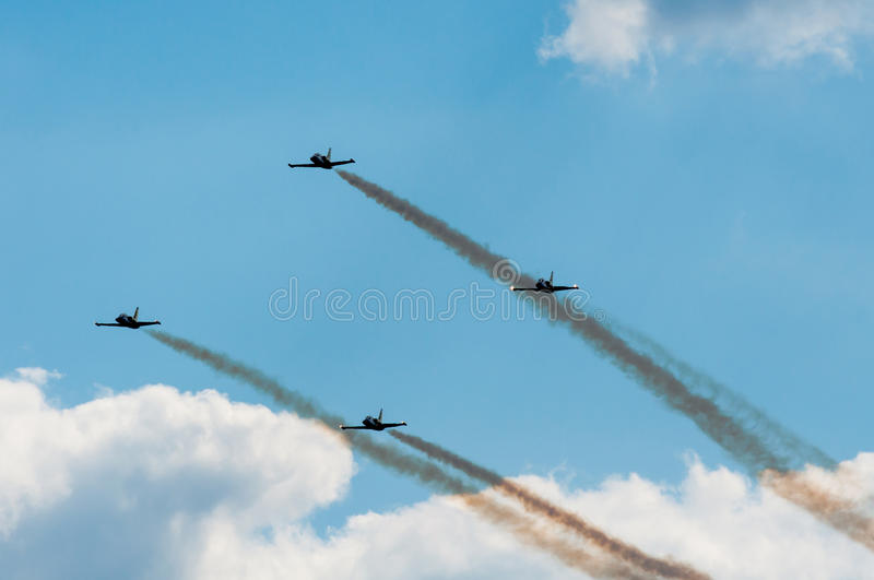 Download Air Show 2013, Radom 30 August 2013 Editorial Stock Photo - Image: 33496833