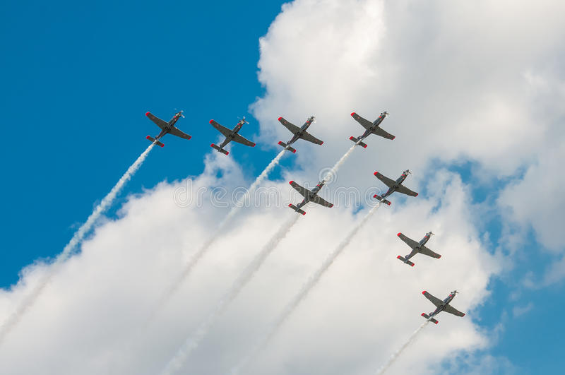 Download Air Show 2013, Radom 30 August 2013 Editorial Photography - Image: 33497092