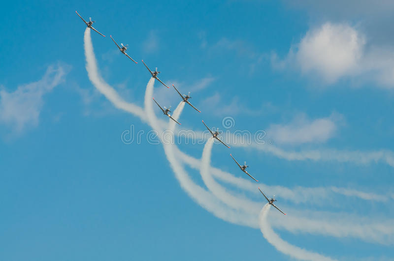 Download Air Show 2013, Radom 30 August 2013 Editorial Image - Image: 33497095