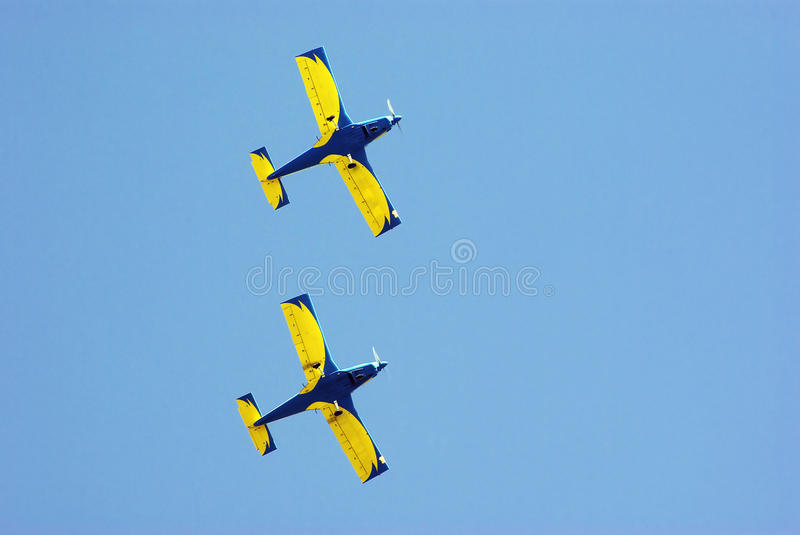 Download Air show stock photo. Image of flight, small, copy, entertainment - 31637416
