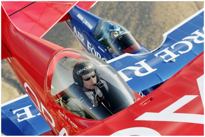 Air Show1 photographie stock libre de droits