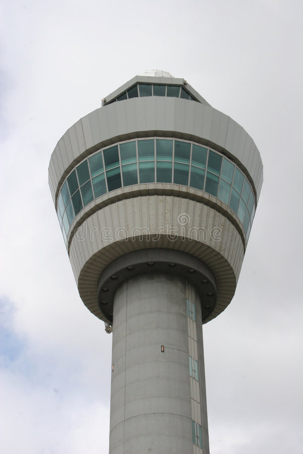 Free Air Traffic Control Tower Stock Photography - 729842