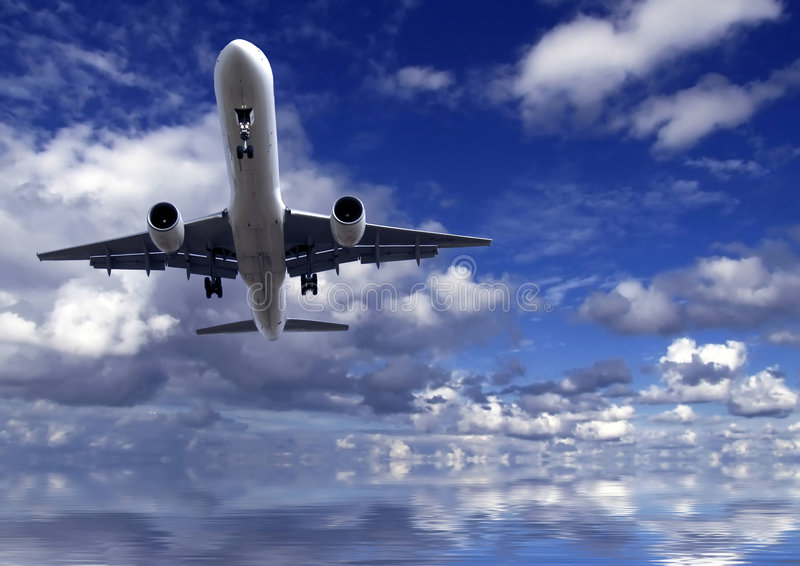 Download Air Travel stock image. Image of career, landing, vacation - 2541833