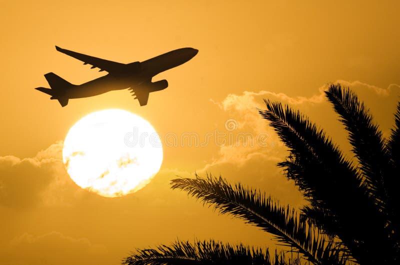 Air travel stock photos