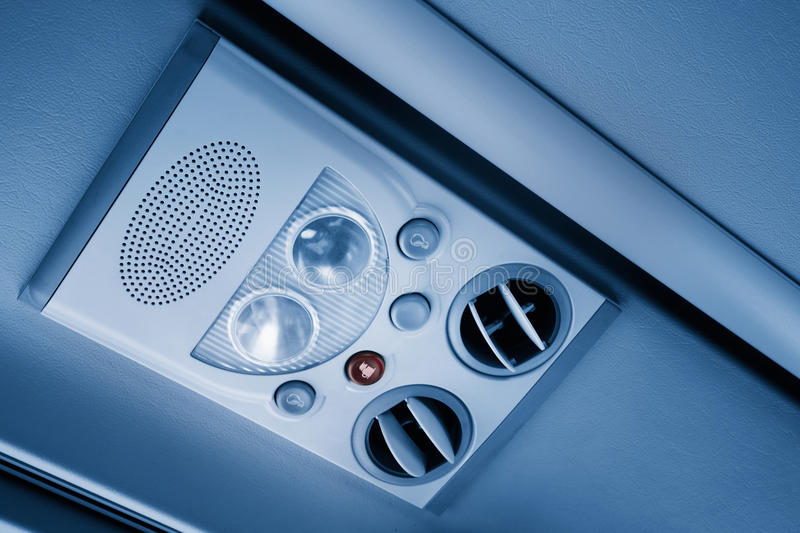 Download Air vent stock image. Image of button, fasten, control - 10640415