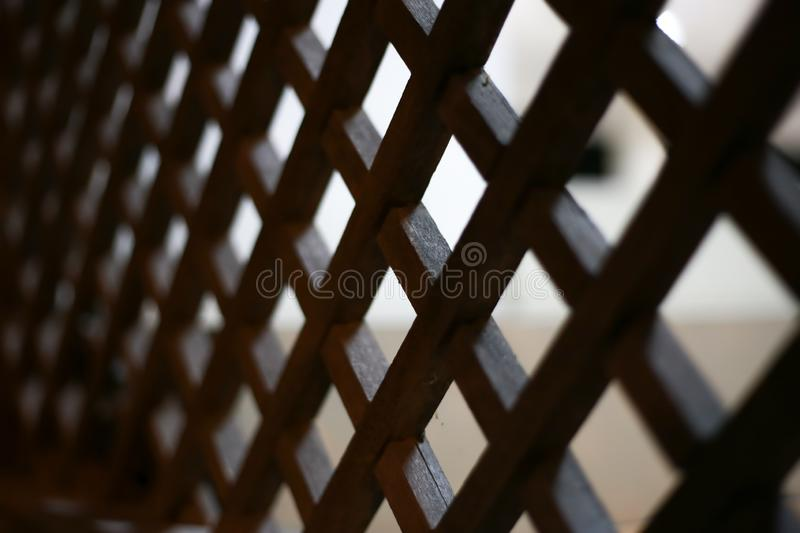 Air vents, ventilators made of steel or wood to prevent strong winds royalty free stock photography
