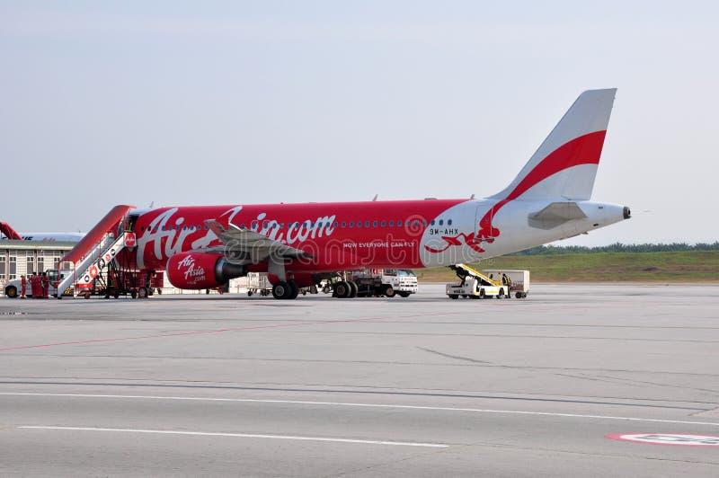 AirAsia Airbus A320 Editorial Photography