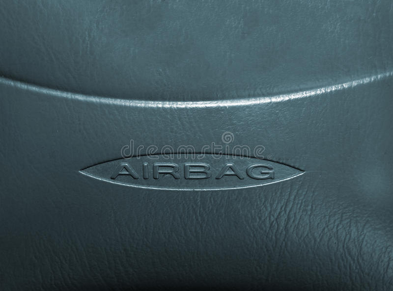 Download Airbag stock image. Image of blue, automobile, black - 26270649