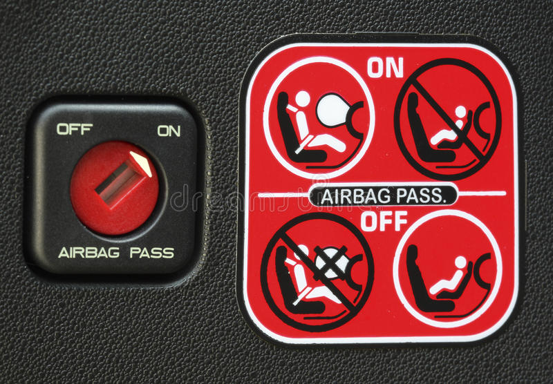 Airbag instruction