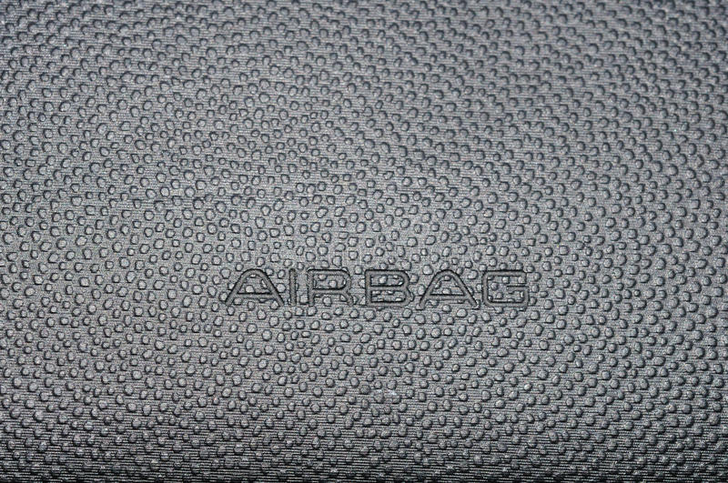 Download Airbag Sign Royalty Free Stock Photo - Image: 21059035