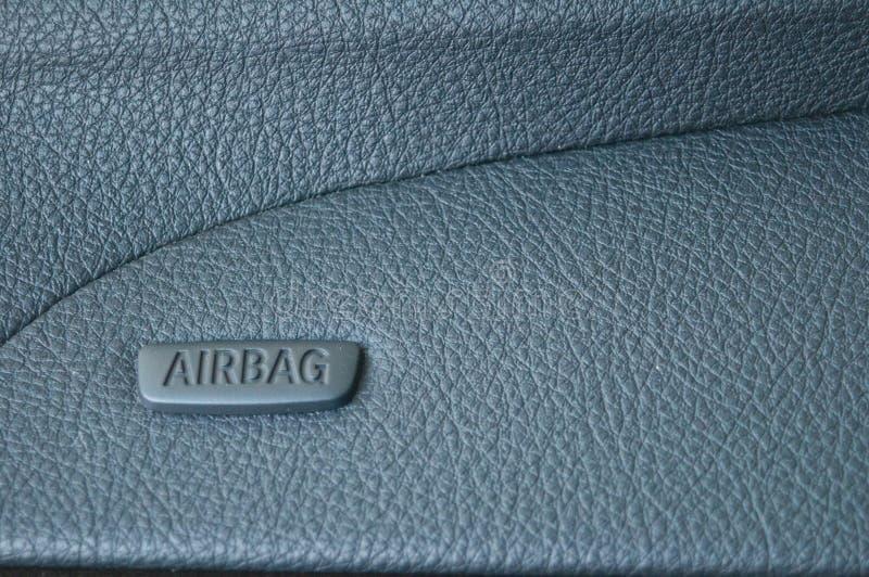 Airbag Symbol Stock Photos