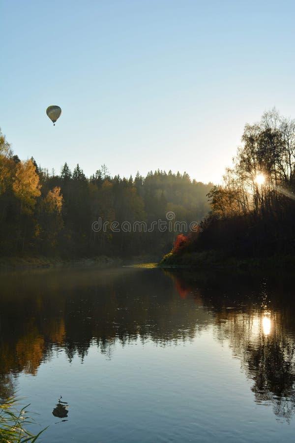 Airballon royalty-vrije stock afbeeldingen