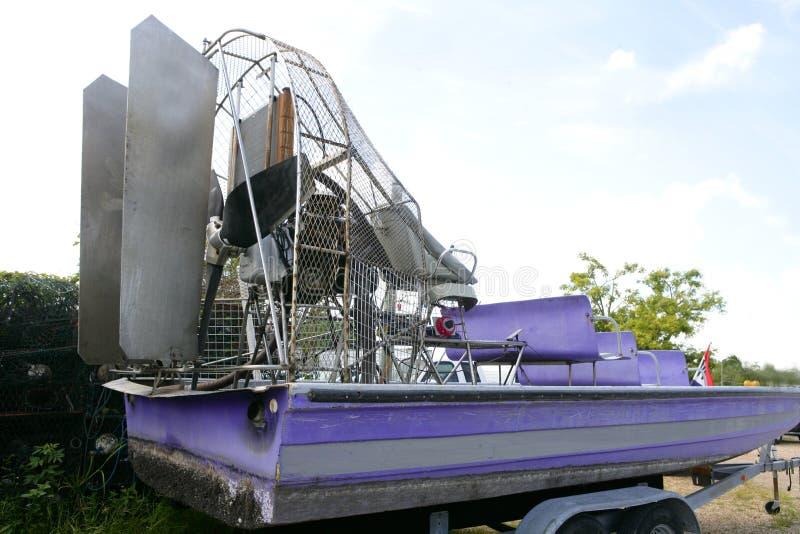 airboat everglades νότος της Φλώριδας στοκ φωτογραφίες