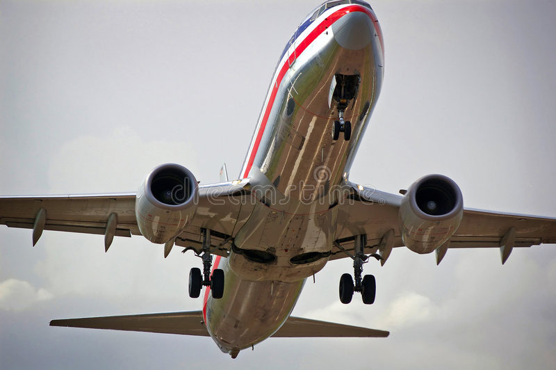 Airbus imagen de archivo