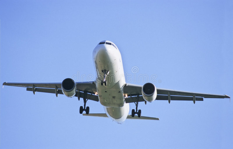 Airbus photographie stock