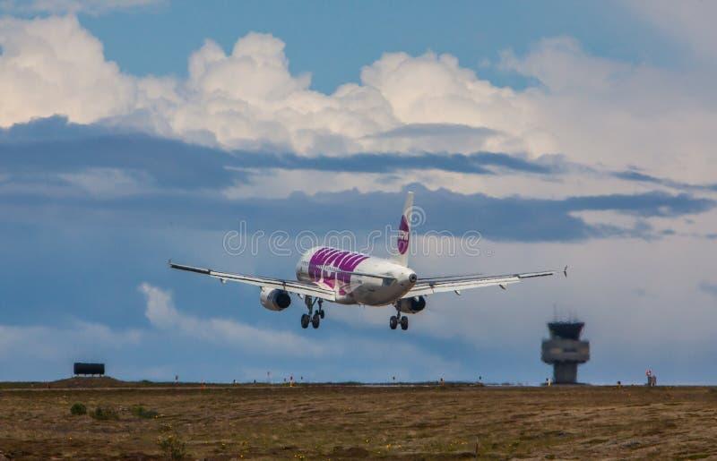 Airbus A320 στοκ φωτογραφία