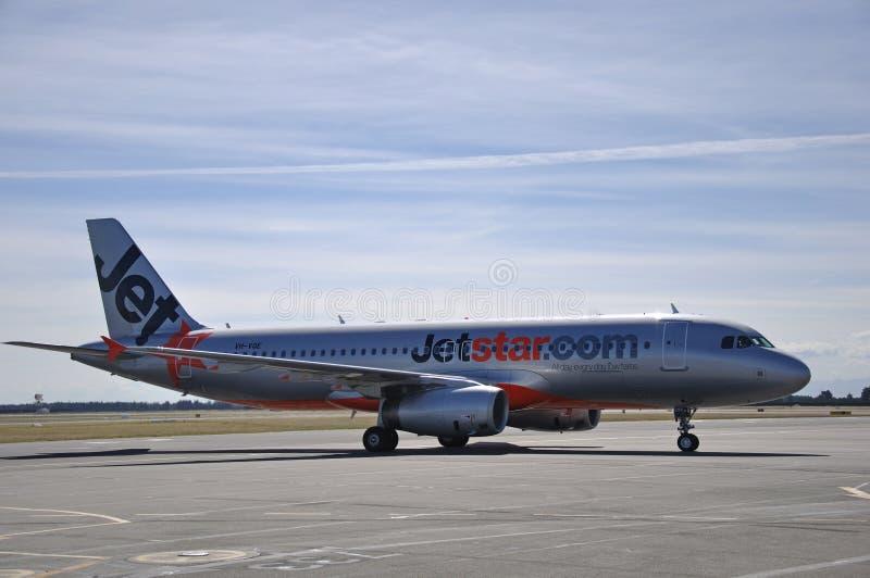 Airbus 320 images libres de droits