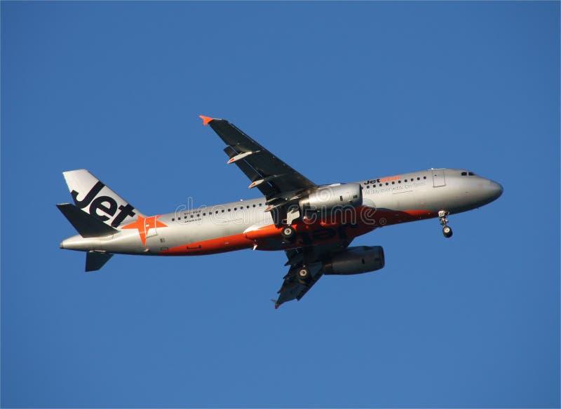 Download Airbus redaktionelles stockfotografie. Bild von australien - 9079562