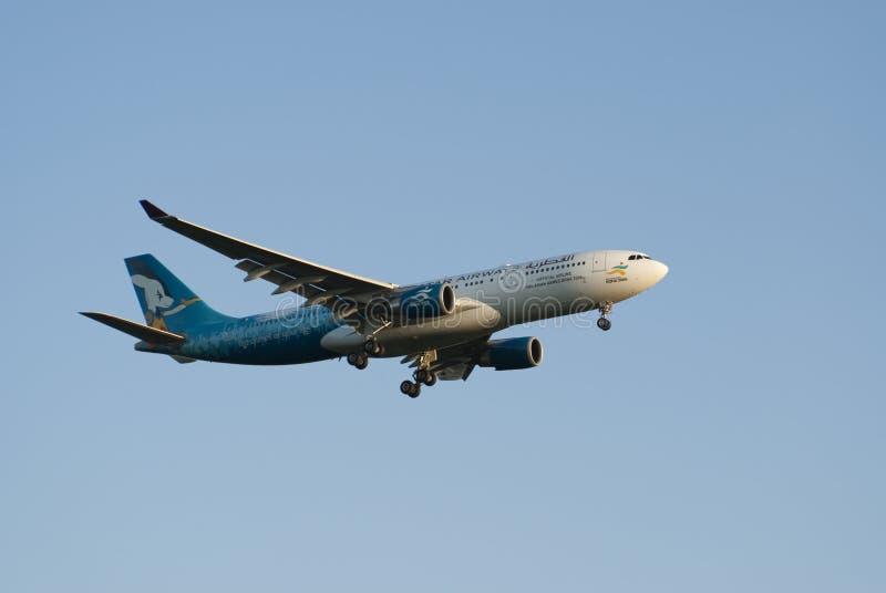 Airbus A320, Vías Aéreas De Qatar Imagen de archivo editorial