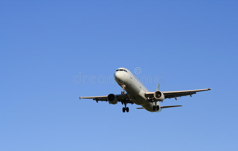 Airbus A321-211 Editorial Stock Photo