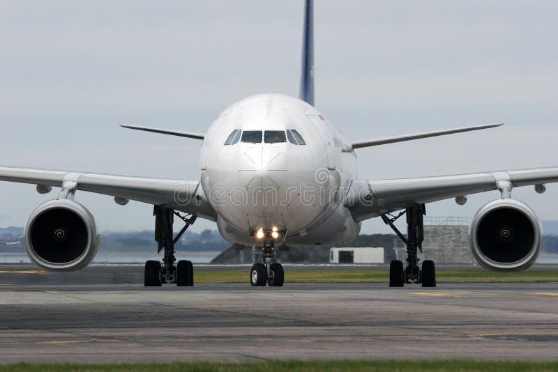 Airbus A330 foto de archivo