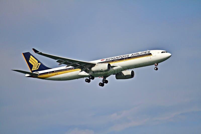 Airbus A330 stock photos